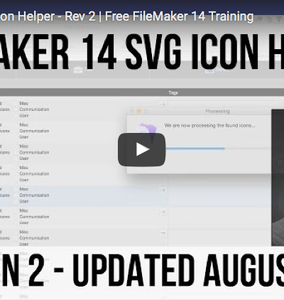 New video – SVG tool & Gallery explained with Richard Carlton