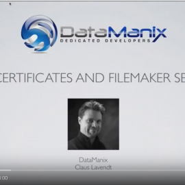 FMS 15 and SSL Certificates