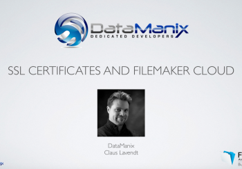 FileMaker Cloud and SSL Certificates